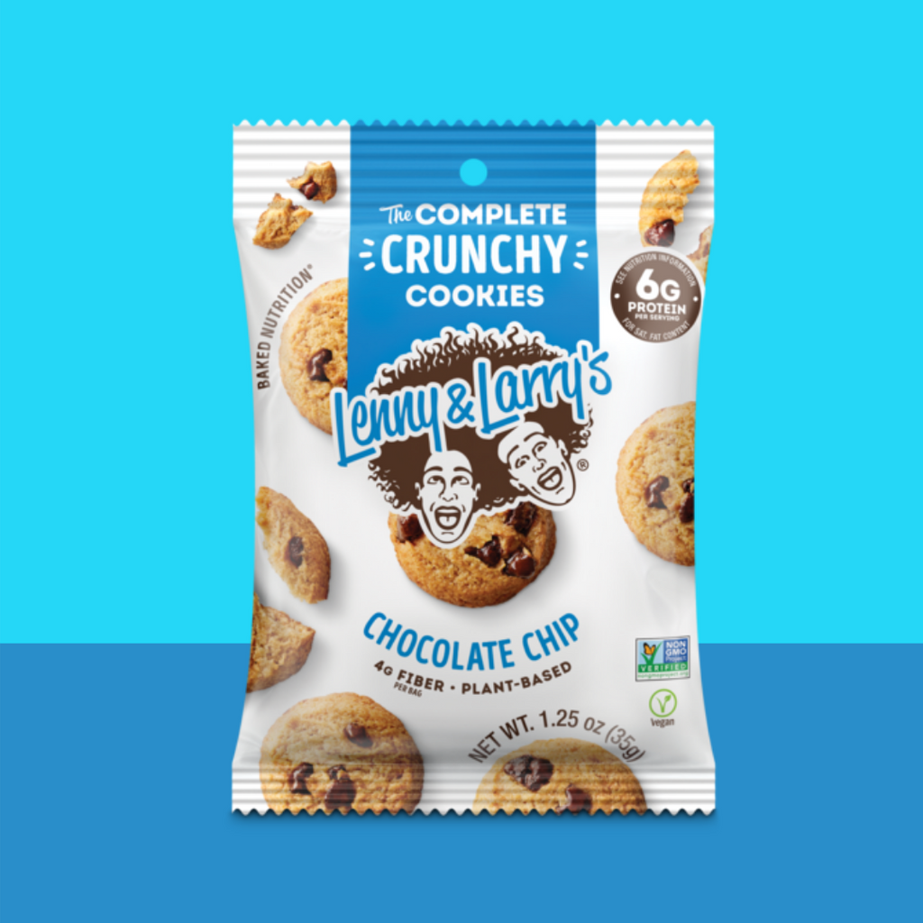 Lenny & Larry Chocolate Chip Cookies