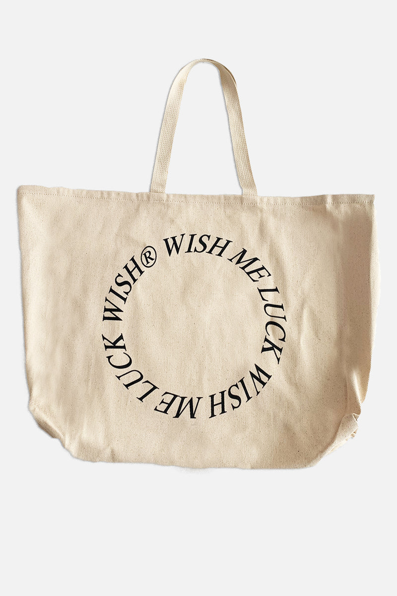 WML Circle Logo Tote Bag
