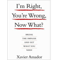 I'm Right, You're Wrong, Now What? Personalized & Autographed