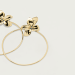 Boucles d'oreilles BLOSSOM - or - PD PAOLA