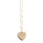Collier Maddy - Coeur