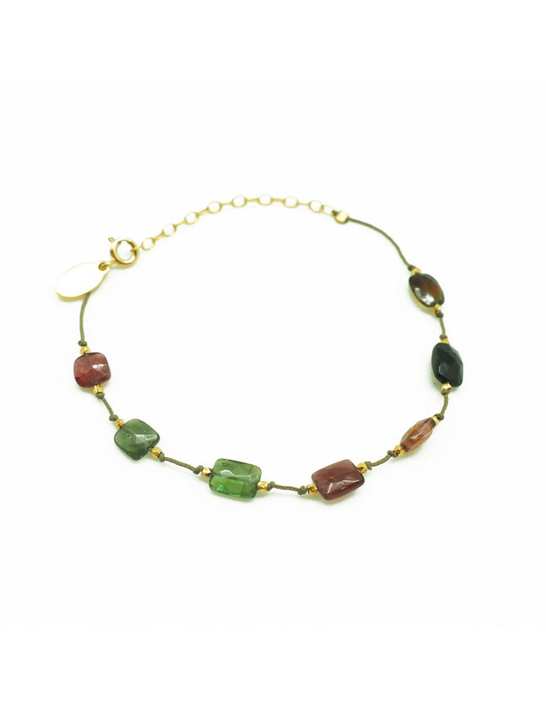 Bracelet Holly Multi Tourmaline