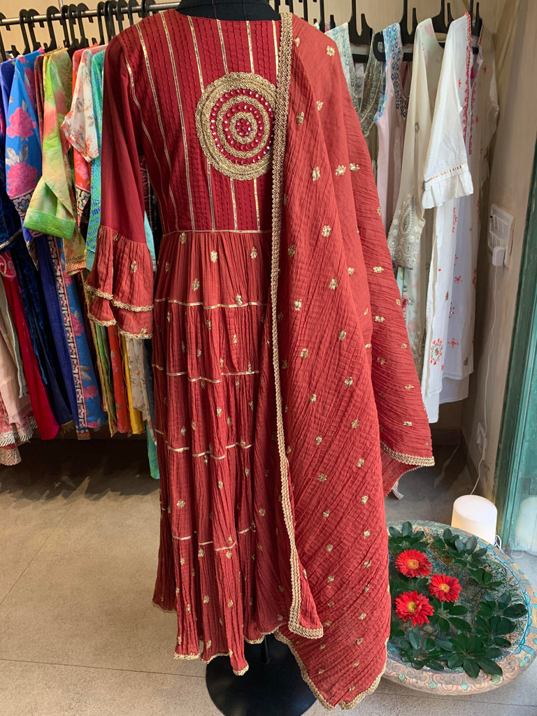 Marwar AG Set-Anarkali-Gopi Vaid Designs