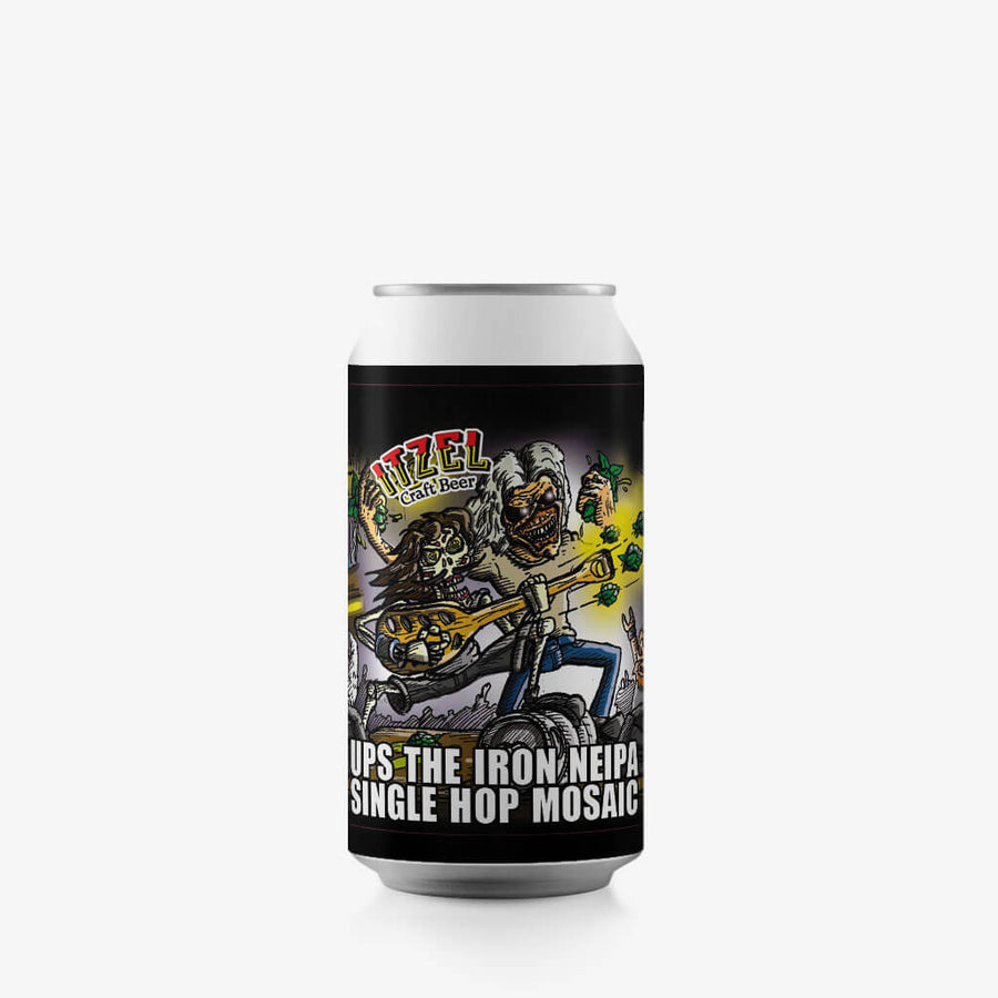 The Iron NEIPA
