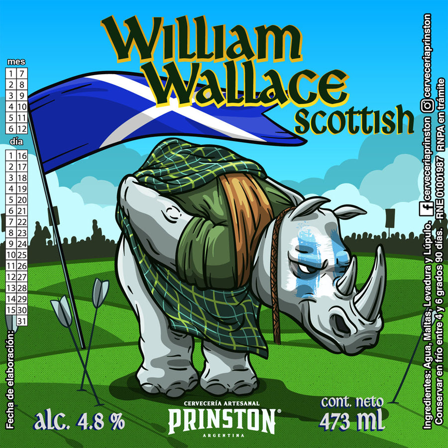 William Wallace Scottish