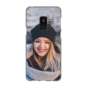 Samsung Galaxy S9 Soft case (back printed, transparent)