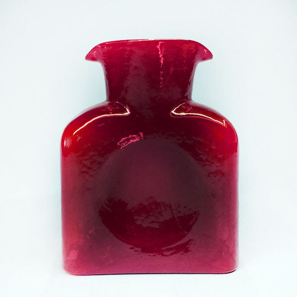 Blenko Water Bottle - Ruby