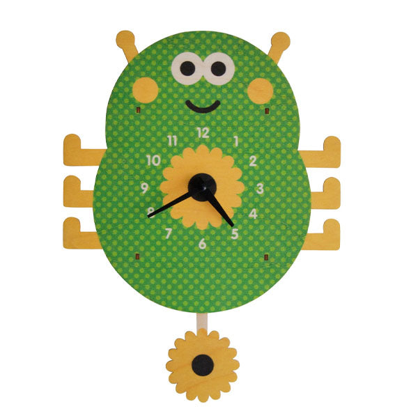 Bug Pendulum Clock