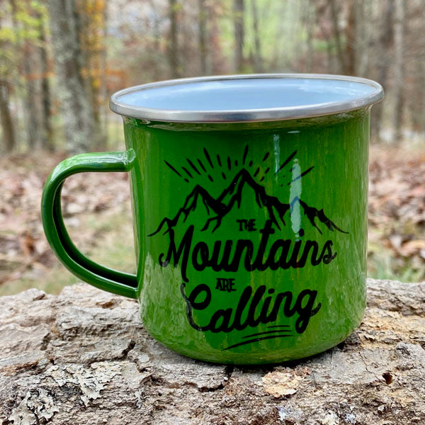 Mountains Are Calling Mug