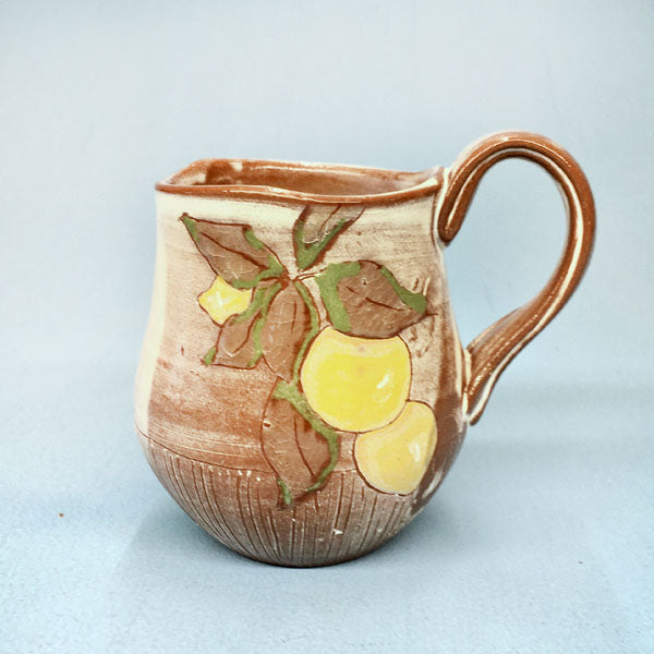 Lemon Coffee Mug - B