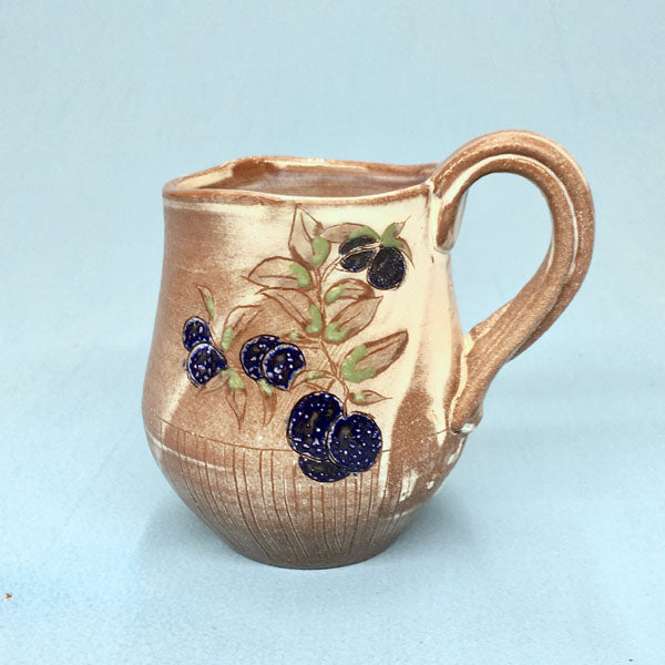 Blueberry Coffee Mug - A