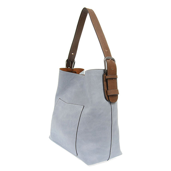 Classic Hobo Bag - Wedgewood Blue - Spring 2021