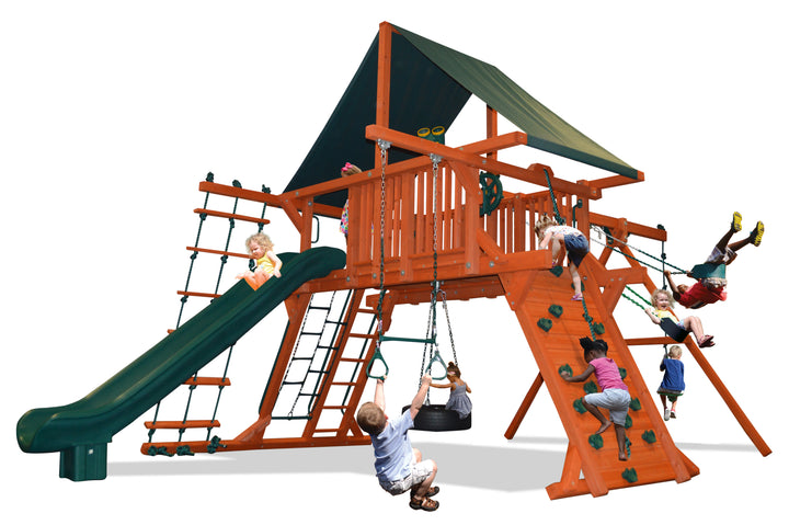 Turbo Deluxe Playcenter Combo 2 XL (27D)
