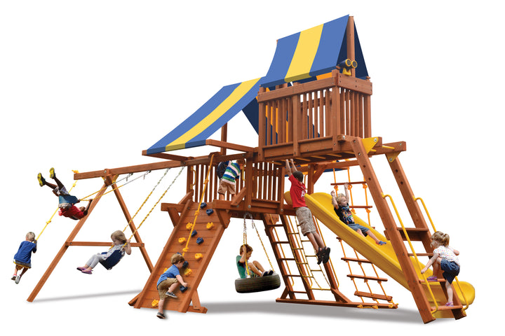Turbo Deluxe Playcenter Combo 4 (23E)