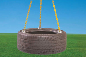 3-Chain Tire Swing