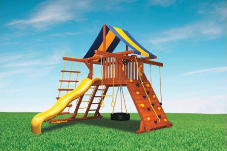 Original Playcenter Double Swing Arm (41D)