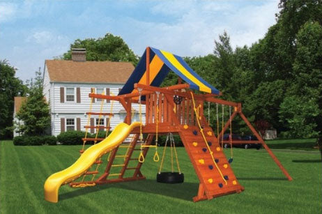 Original Playcenter w/2 Position Swingbeam