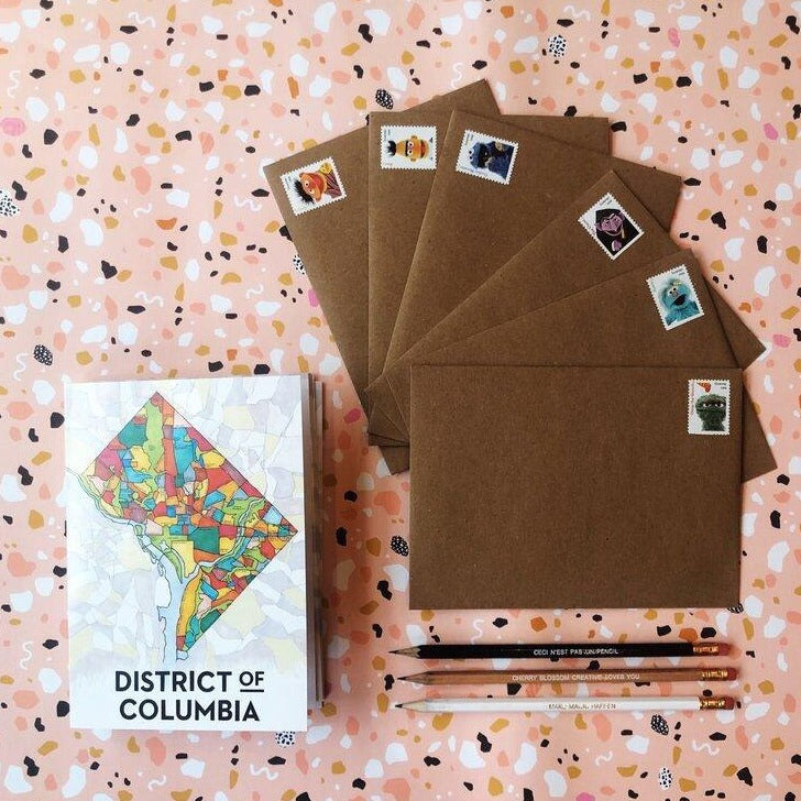 Stay Home DC Correspondence Kit