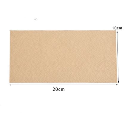 Leather Repair Self-Adhesive Patch colors Self Adhesive Stick on Sofa clothing Repairing Leather PU Fabric big Stickr Patches