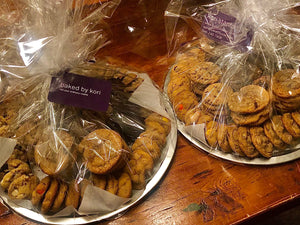 2 dozen cookies in a gift box