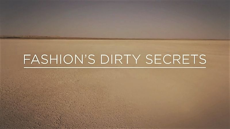 A follow on from Fashion's Dirty Secrets