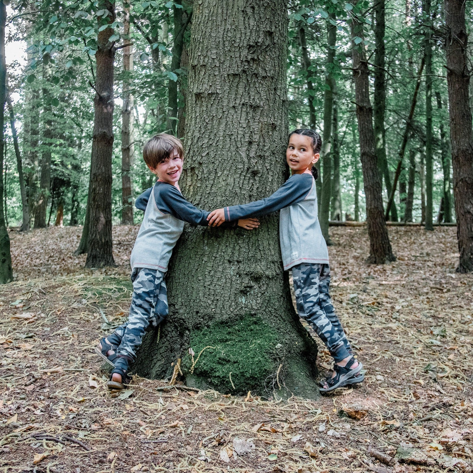 Fferal - Wild and Free - Sustainable clothing - Children of the Forest