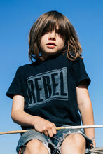 Load image into Gallery viewer, Rebel T-Shirt - Sustainable Vegan Cotton (Unisex)