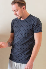 Load image into Gallery viewer, Polka Dot Lounge Top - Sustainable Vegan Cotton (Unisex)