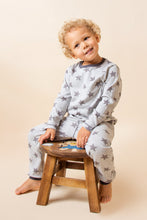 Load image into Gallery viewer, Star Pyjama Set - Sustainable Vegan Cotton (Unisex)