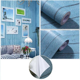 Retro Newspaper WallPaper Vintage Pvc Self Adhesive Home Renovation