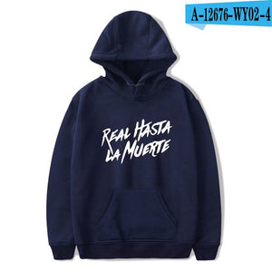 High Quality Sweatshirt Anuel AA Album Real Hasta La