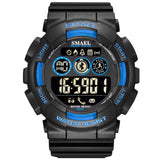 Smael Smill Watch Sports Outdoor Waterproof More Function Popular