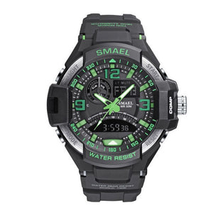 Smael Simaier Wrist Watch Motion Outdoors Waterproof More Function