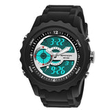 Three At Wrist Watch Male Surface Electronic Watch Motion Outdoors