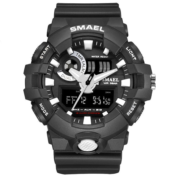 Smael Simaier Wrist Watch Motion Outdoors Waterproof More Function Popular
