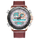 Gift Watch 2020 Business Men Watch Led Electronic Watch Waterproof Belt Quartz Watch Watch