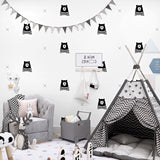 beibehang Cute cartoon animal wallpapers boys girls bedroom wallpaper for kids room