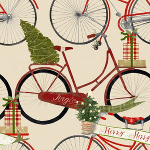 Christmas Bicycles