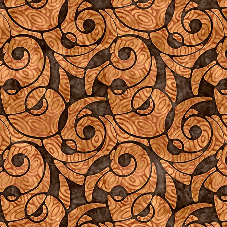 Adagio Packed Swirl - Light Brown
