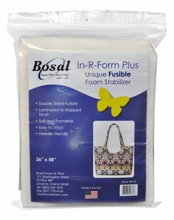 In-R-Form Plus Double Sided Fusible Foam Stabilizer 36in x 58in