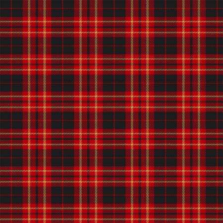 Dad Plaids - Red Gabriel Plaid