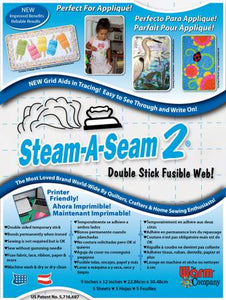 Steam-A-Seam 2