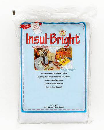 Insul-Bright Package 1yd x 45in