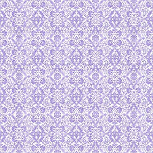 Light Purple Damask Digital
