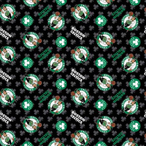 NBA Boston Celtics Cotton