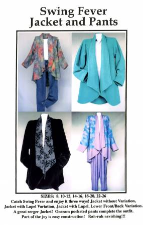 Swing Fever Jacket & Pants