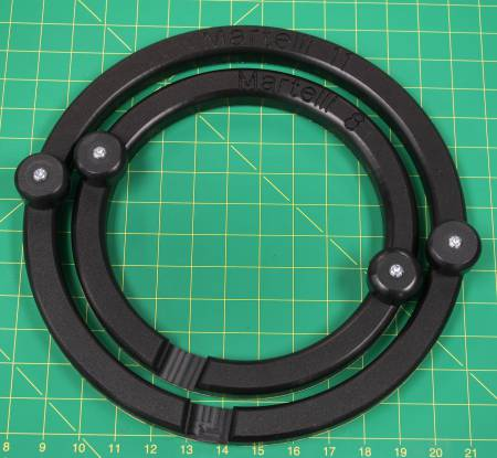 Gripper Qltg Hoops Set of (2) 8in & 11inch