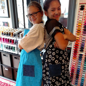 Beginner Sew (Age 12+) Summer Camp