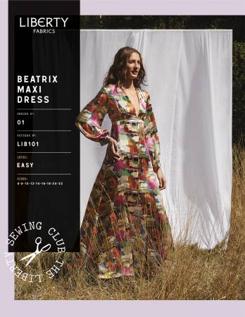 Beatrix Maxi Dress