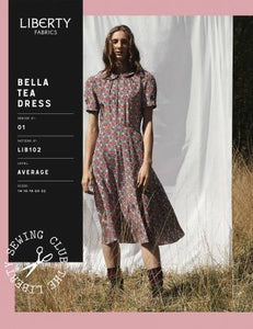Bella Tea Dress